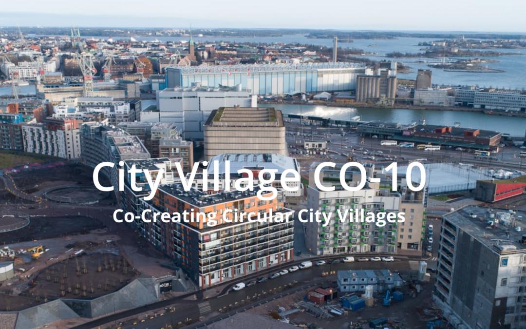 Co-Creating Circular City Villages